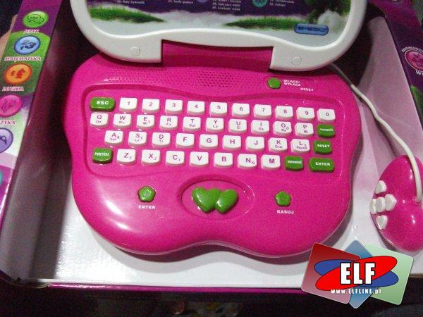 Laptop natalia, edukacyjny, edukacyjne laptopy dla dzieci