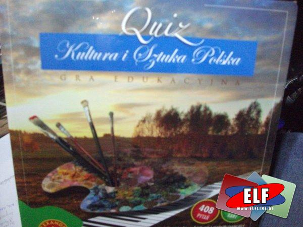 Gra quiz kultura i sztuka polska alexander, gry