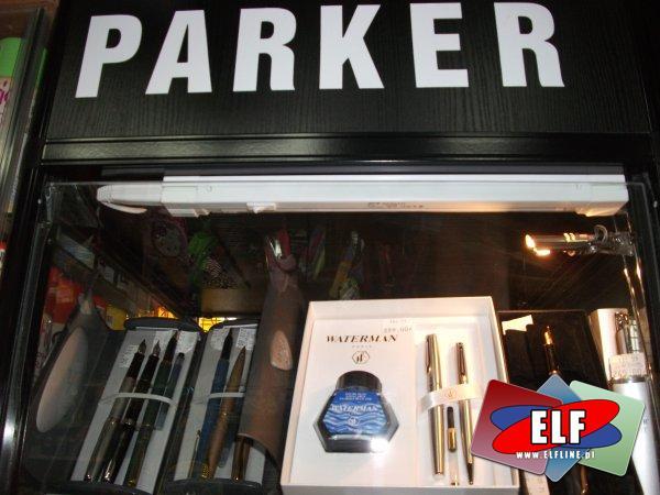 Parker, długopisy, długopis, pióra, pióro, do pisania, pisaki