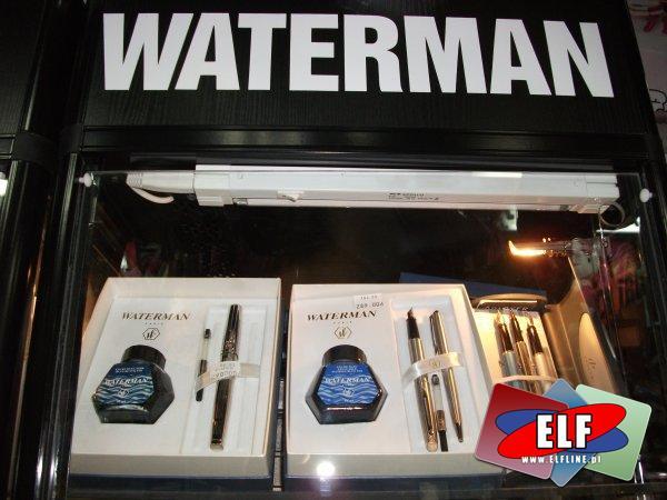 Waterman, długopisy, pióra, długopis, pióro