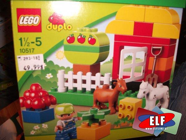 Lego duplo, 10503 Cyrk, 10554 Kreatywny pojazd do ciągnięcia, 10558 Pociąg z cyferkami, 6176 Podstawowe klocki, 10517 Mój pierwszy ogród, 10553 Kreaty...