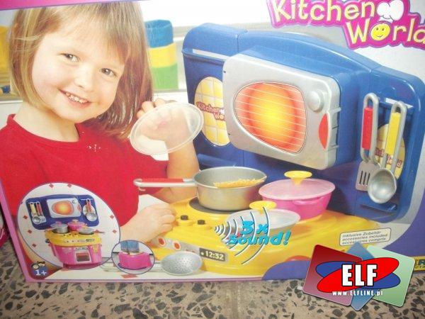 Kuchnie i kuchenki