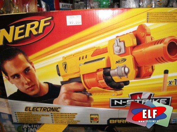 Nerf Pistolety, strzelby, karabiny