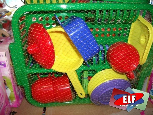 Naczynia plastikowe