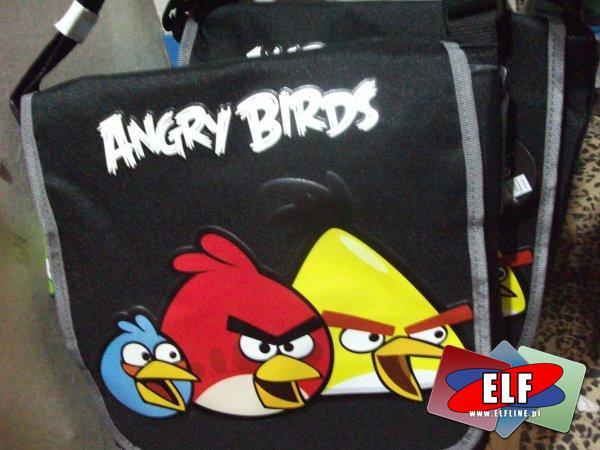 Angry birds torba na ramię, torby