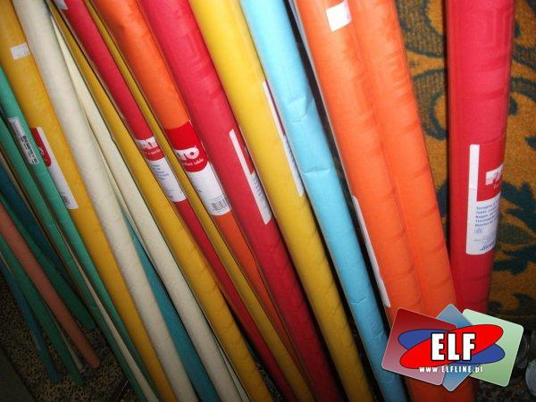 Obrusy kolorowe papierowe 6m x 118cm, obrus kolorowy papierowy