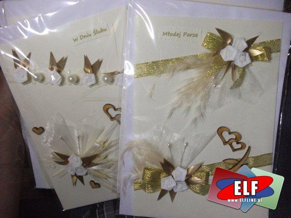 Kartki ślubne, karnety, pamiątki, pamiątka, karnet, kartka z okazji ślubu, na ślub, ślubna, ślubne, ślubny
