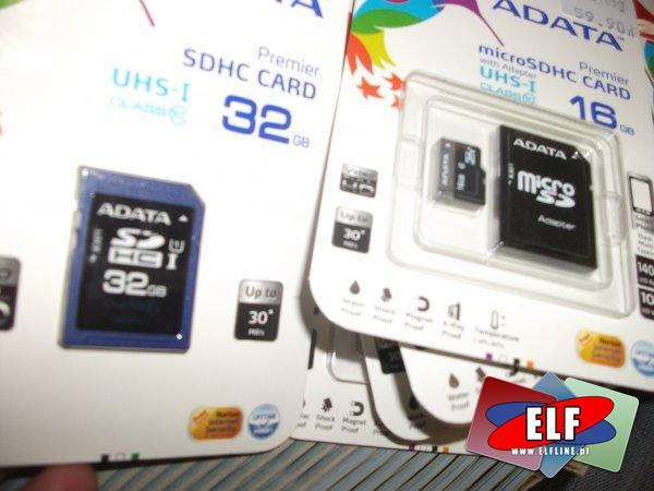 Karty pamięci MicroSD SDHC, SD, nadające się do nagrywania FULL HD super szybkie, 8GB, 16GB, 32GB, pamięci flash