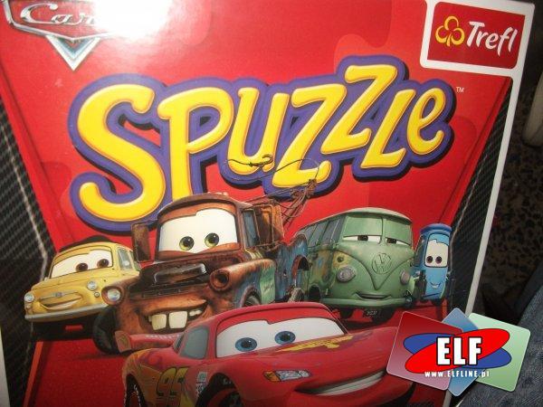 Spuzzle Cars, Planes, puzzle