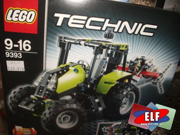 Lego Technic 9393 42001 Klocki W Sklepie Elf