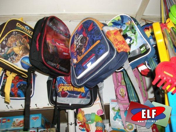 Plecak szkolny, plecaczek, plecaczki małe