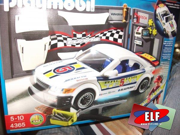 Playmobil 4365 Samochód do tuningu ze światłami, 4366 Samochód do tuningu z dźwiękiem, klocki