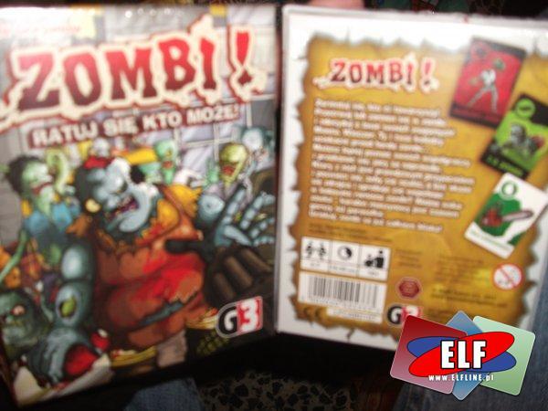 Gra zombi ratuj się kto może, gry