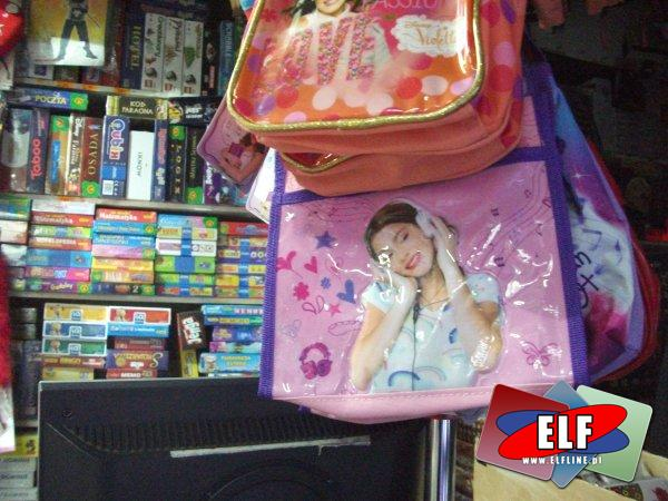 Violetta, torba, torby, kuferek, kuferki