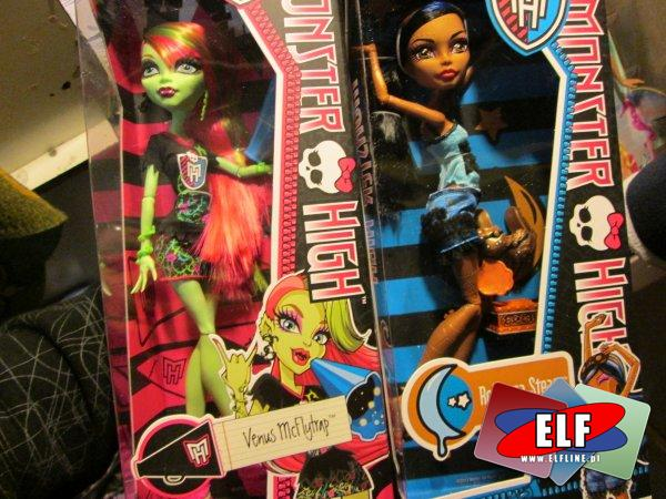 Monster High, lalka, lalki