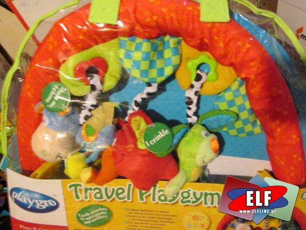 Playgro stojak z grzechotkami mały podróżny, dla maluszka, malucha, dziecka, dzieci
