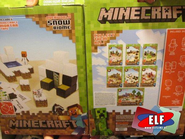 Minecraft, gra, gry, zabawka, zabawki