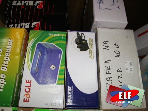 Metkownice, kasety na pieniądze, szafka na klucze, metkownica, kaseta, szafki