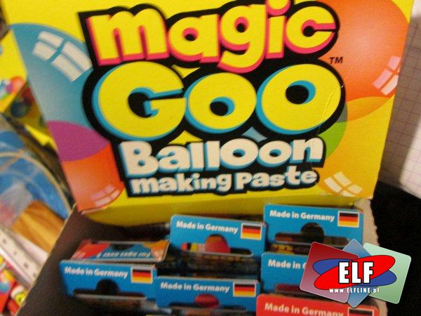 magic goo balloon making paste instructions