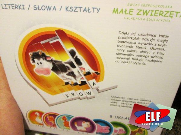 Śmiałe owoce, Świat przedszkolaka gra zwierzęta, małe zwierzęta, układanka edukacyjna, układanki edukacyjne, gra, gry