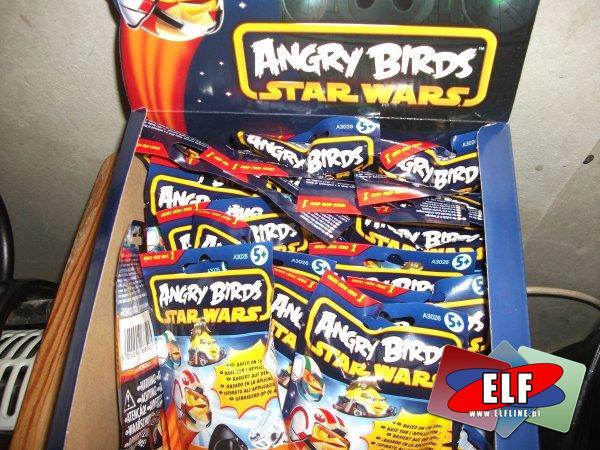 Angry Birds Stella i StarWars