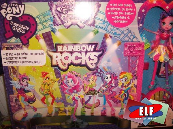 Pony, koncert rockowy, konik, koniki, kucyk, kucyki