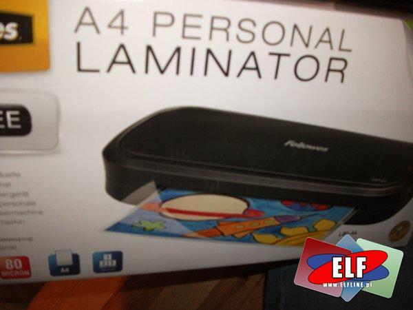 Laminator, laminatory
