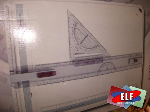 Deska kreślarska A3, deski kreślarskie Rotring