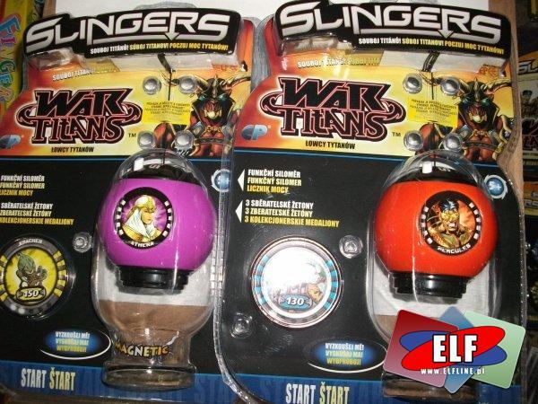 Slingers, figurki