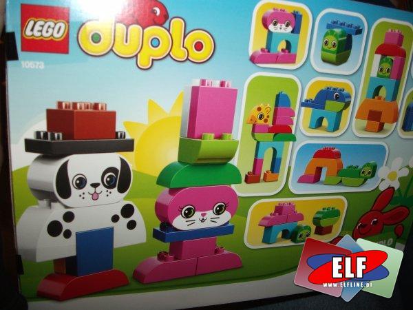 Lego Duplo 10573 Zwierzęta Kreatywne Zwierzą W Sklepie Elf