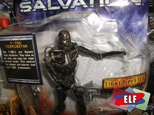 Figurki, figurka terminator i inne