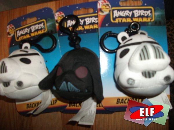 Brelok Angry Birds Star Wars, breloki