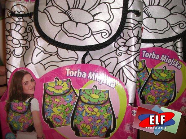 Torby i plecaki do malowania, kolorowania, torba, plecak