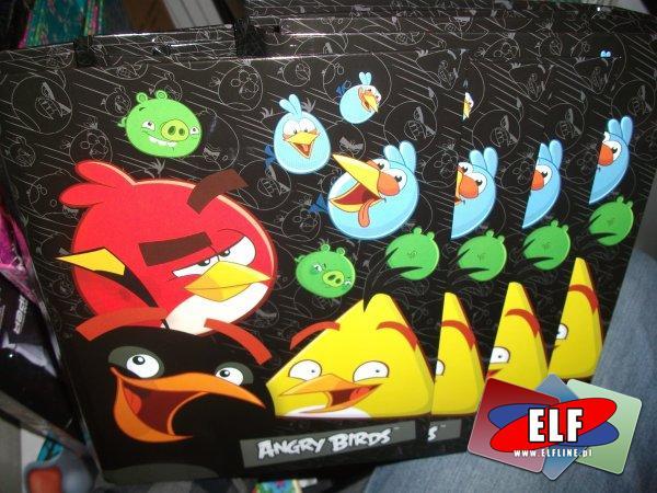 Segregatory bajkowe A5, segregator bajkowy, Avengers, StarWars, Angry Birds, Frozen