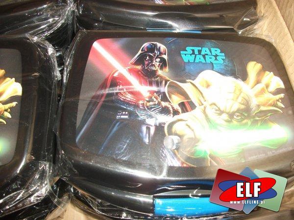 Pudełko śniadaniowe StarWars, pudełka śniadaniowe Star Wars