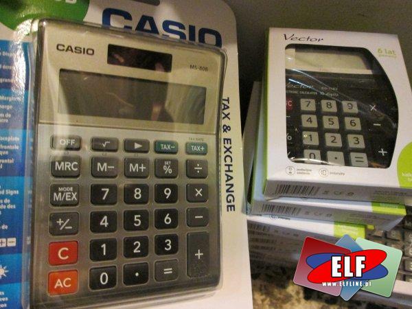 Kalkulatory, kalkulator