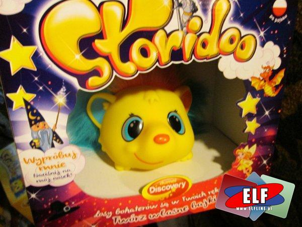 STORIDO, 50 bajek, stwórz bajkę lub posłuchaj bajki, zabawka interaktywna, zabawki interaktywne