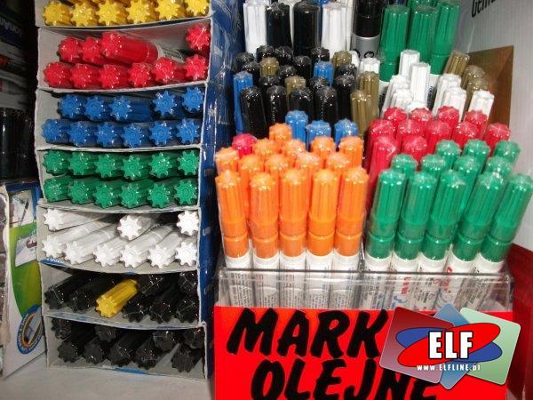 Markery olejne, marker olejny