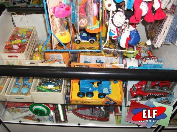 Lada z zabawkami, lady z zabawkami