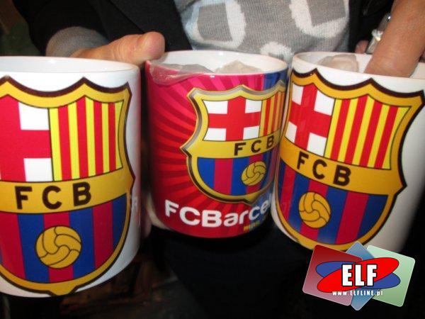 Kubek FC Barcelona, Kubki