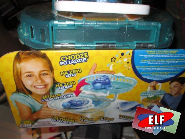 Żółw interaktywny z basenem Cobi, Interaktywne zabawki, żółwie, zabawka interaktywna
