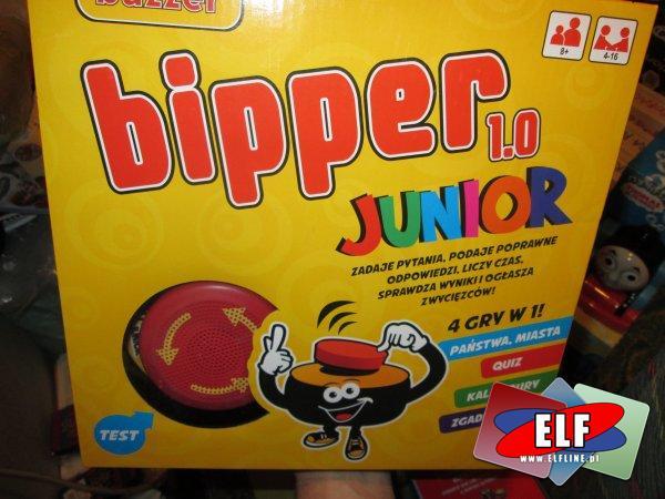 Gra Bipper i Bipper Junior, Gry