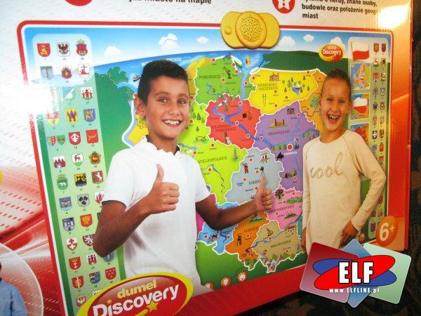 Mapa interaktywna Polski, Dumel, Mapy interaktywne