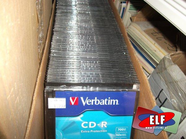 Płyty CD, DVD