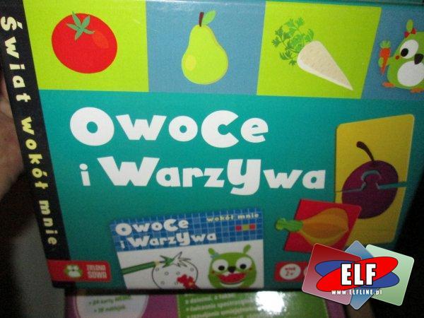Gra Owoce i Warzywa, Gry edukacyjne
