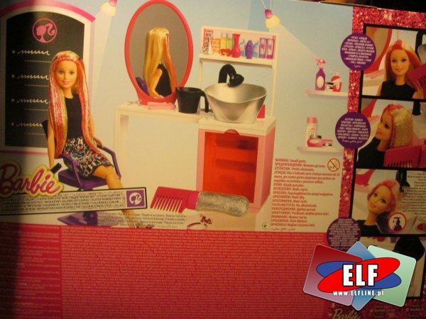 Barbie, Salonik fryzjerski, salon, salony fryzjerskie, fryzjer, fryzjerka, lalka, lalki