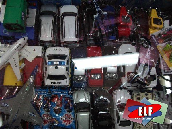 Samochodziki, autka, samochody metalowe