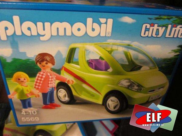 Playmobil 5569 Samochód osobowy, klocki