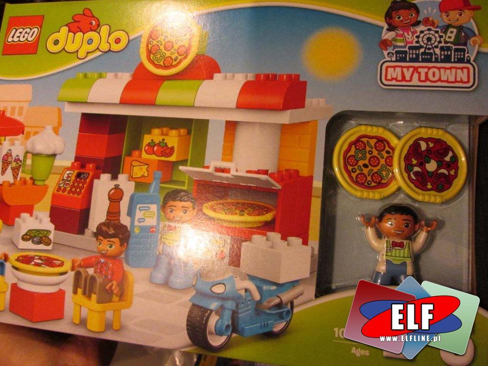 Lego Duplo 10834 Pizzeria 10833 Przedszkole W Sklepie Elf