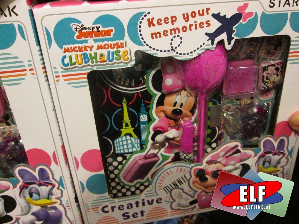 Pamiętnik Minnie, Mickey Mouse, Myszka Mickie, Pamiętniki